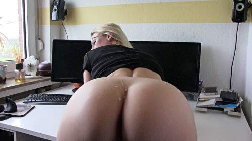 POV: from the everyday life of an office bitch