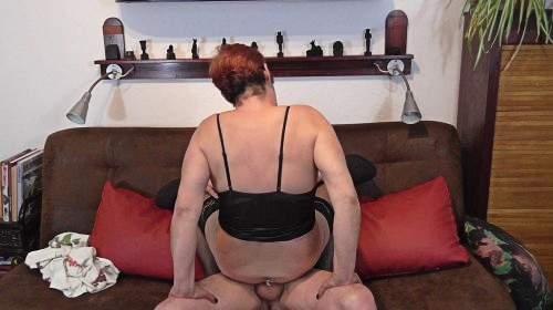 Ein verfickt geiler Abend - Meine analen Reitkünste auf seinem Fickprügel