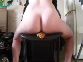 schmutzigen anal ...