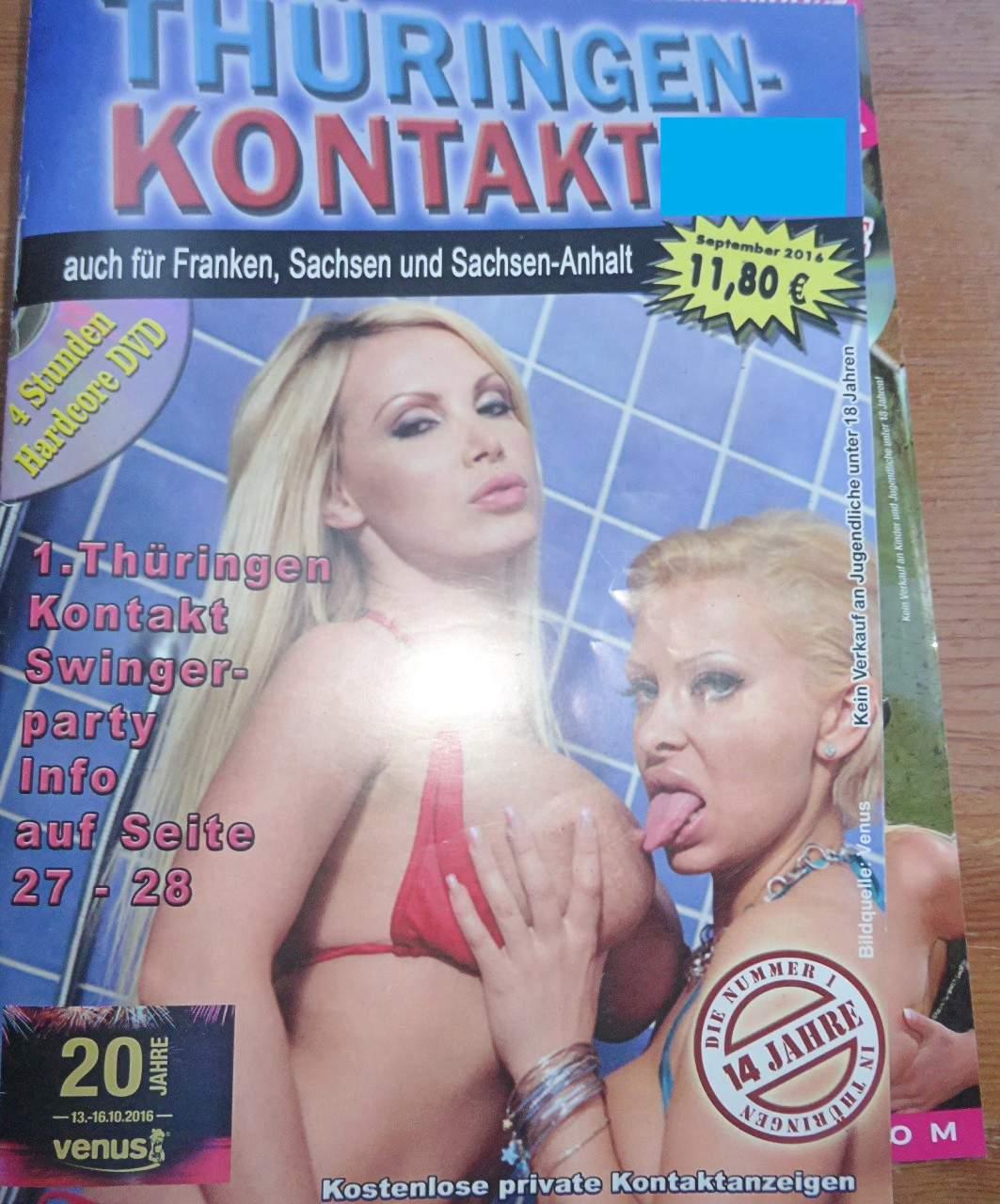 Erotikmagazine [GANZER] Lucignolo