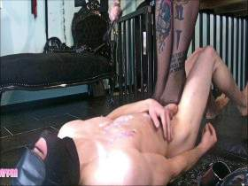 Training to Obedient Slave Step 2: Punishment 2/2