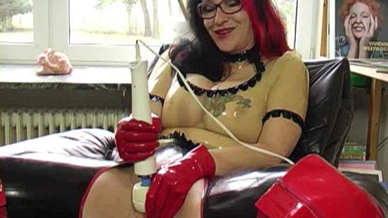 Liliput Arschloch Leggings Handjob