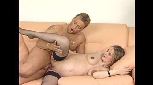 Schwangere fickt Löffelchen