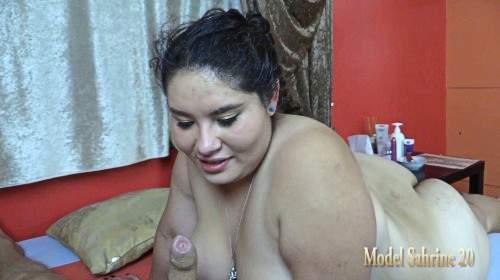 Porno-Casting mit dem Model Sahrine 20 - Teil 3 von 3