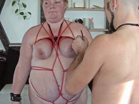 Bondage all over the body 3