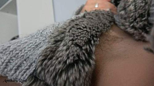 In Wolle und Pelz gehüllt