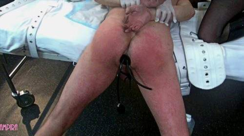 Sick Slaves Need Cruel Nurses 1/3