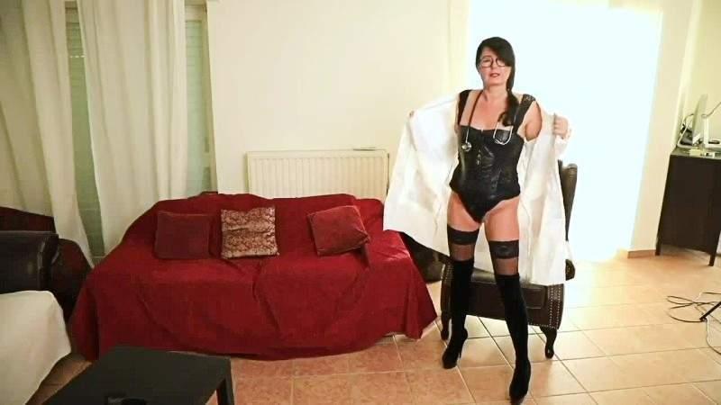 Alexandra-Wett - 3 WOCHEN SAMENSTAU! PERVERSE BEHANDLUNG