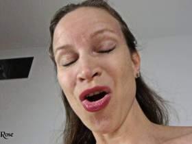 Mega scream orgasm POV